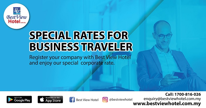 Special Rates for Business Traveler